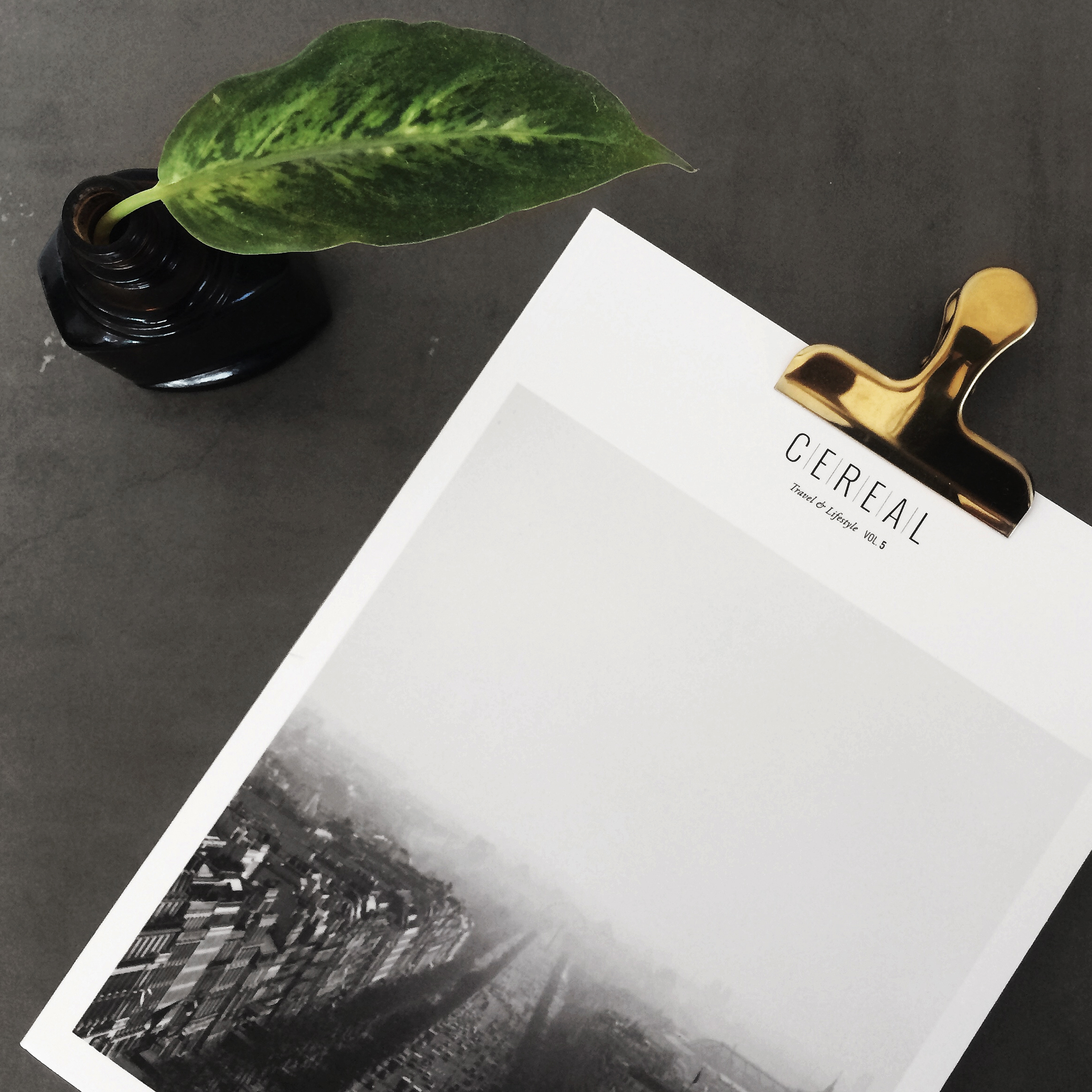 Another fav Inspiration Books  Cereal Magazine