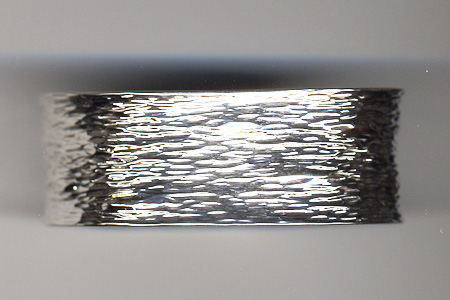 B-2208 Parallel Textured Bangle