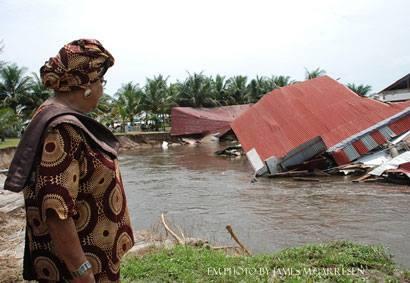 Her Excellency Ellen Johnson Sirleaf has always seen opportunities in Liberia's ruins.