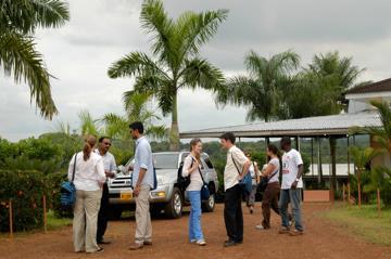 Philanthropists uniting for the purpose of Liberia's advancement.
