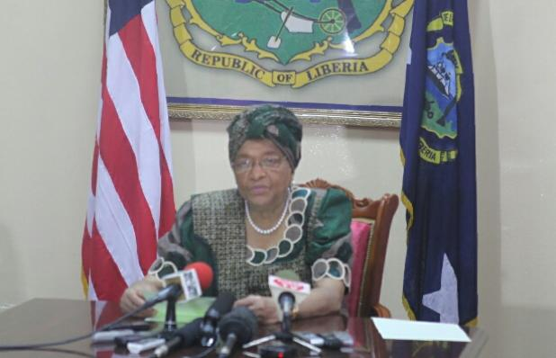 President Johnson Sirleaf says she will not be asking the National Legislature to extend the State of Emergency.