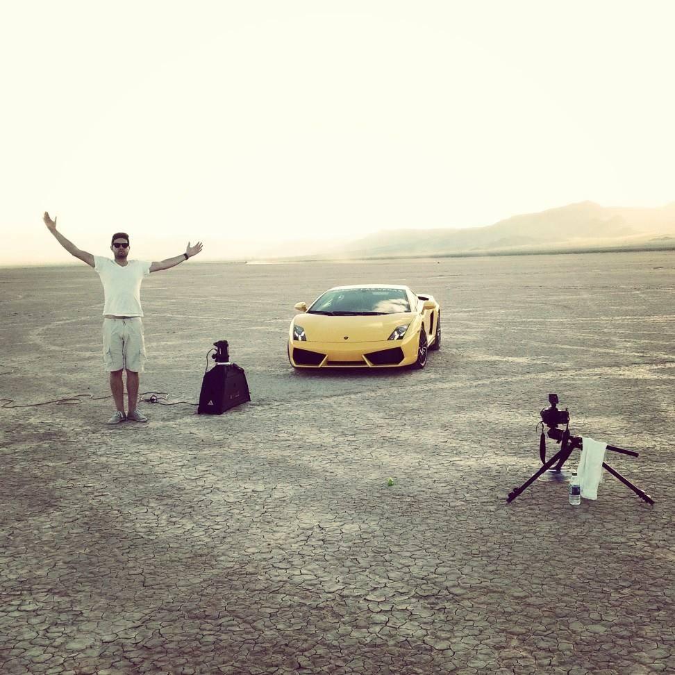 Lamborghini Gallardo LP550-2 - Las Vegas, 2013
