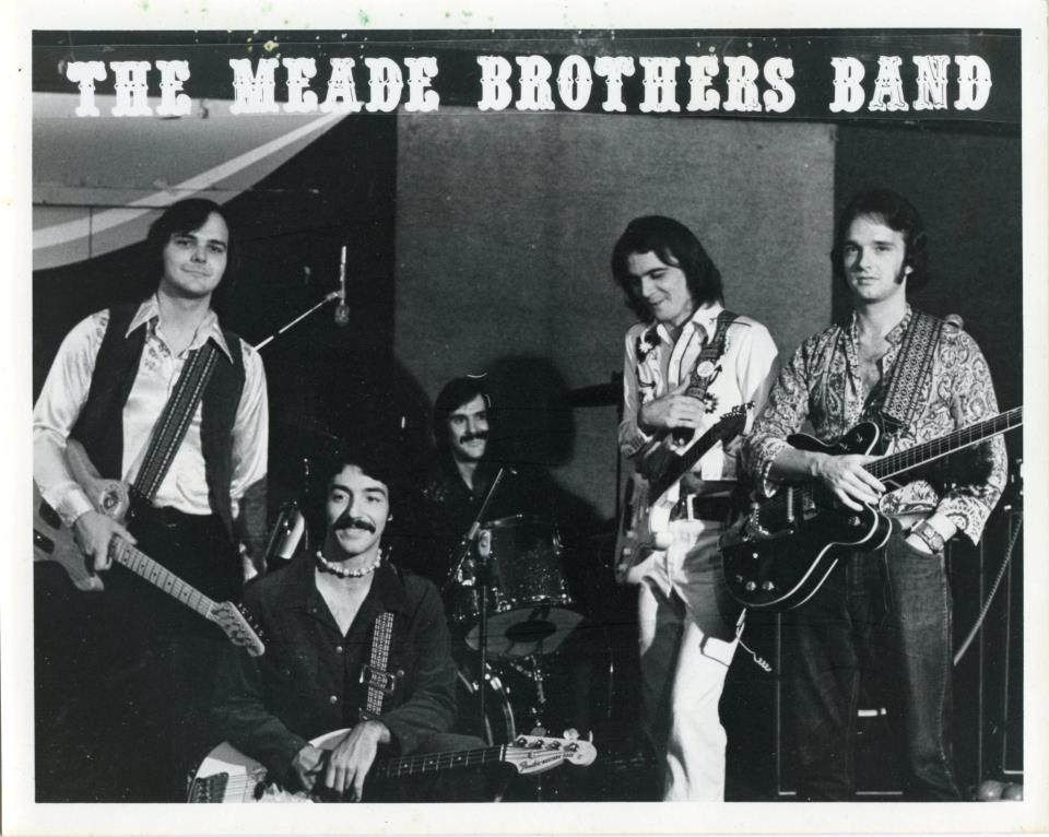 "Meade Bros. ""My Father's Place"" 1974"