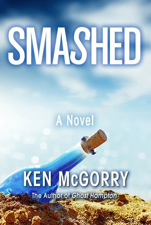 Coming! Soon! (I'm only one man!)  Click for info  on this nefarious novel and comments from all the cool advance readers. The hope is, you too will get  Smashed !