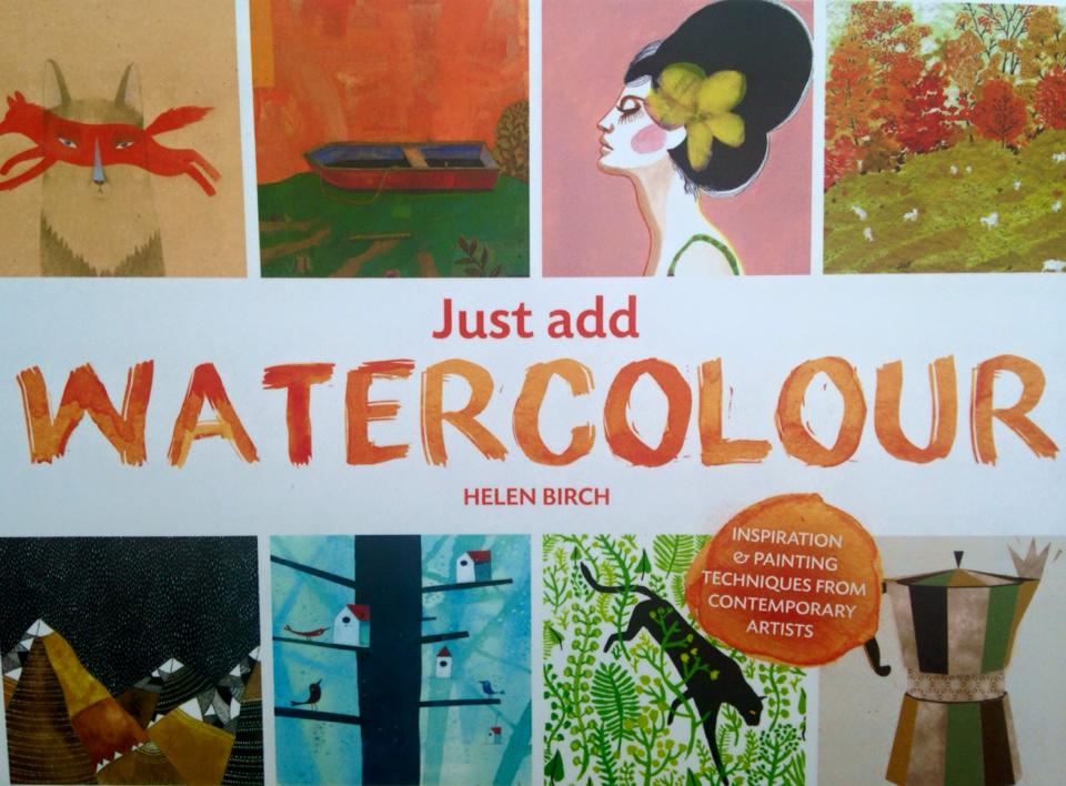 I'm very lucky to be featured in this beautiful book by Helen Birch, published by Frances Lincoln