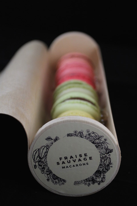 Fraise Sauvage packaging