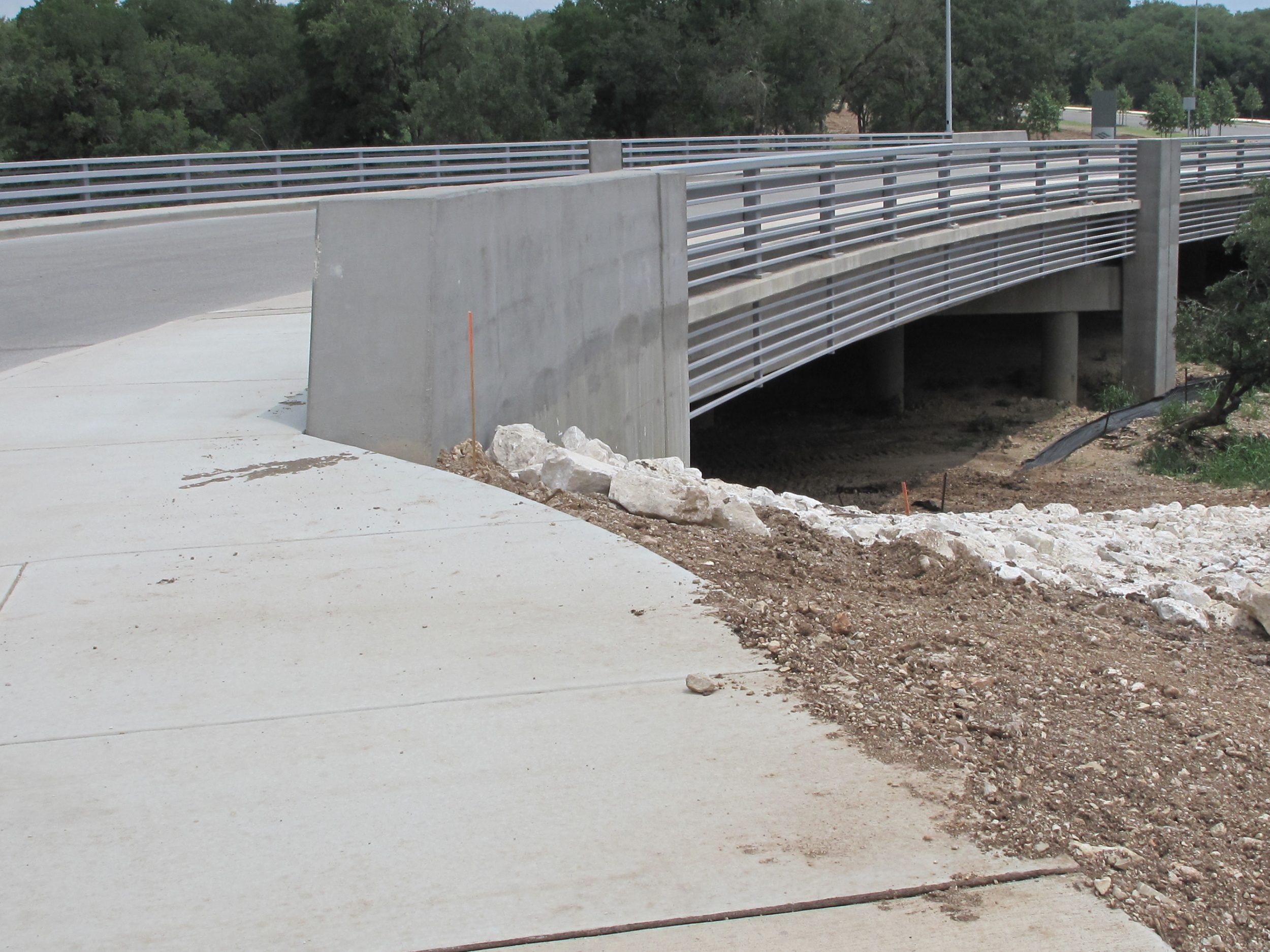 17301 Tesoro Bridge End.JPG
