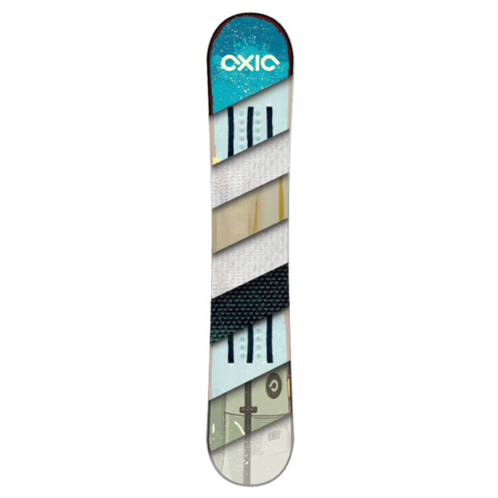 Technology dissection of snowboards