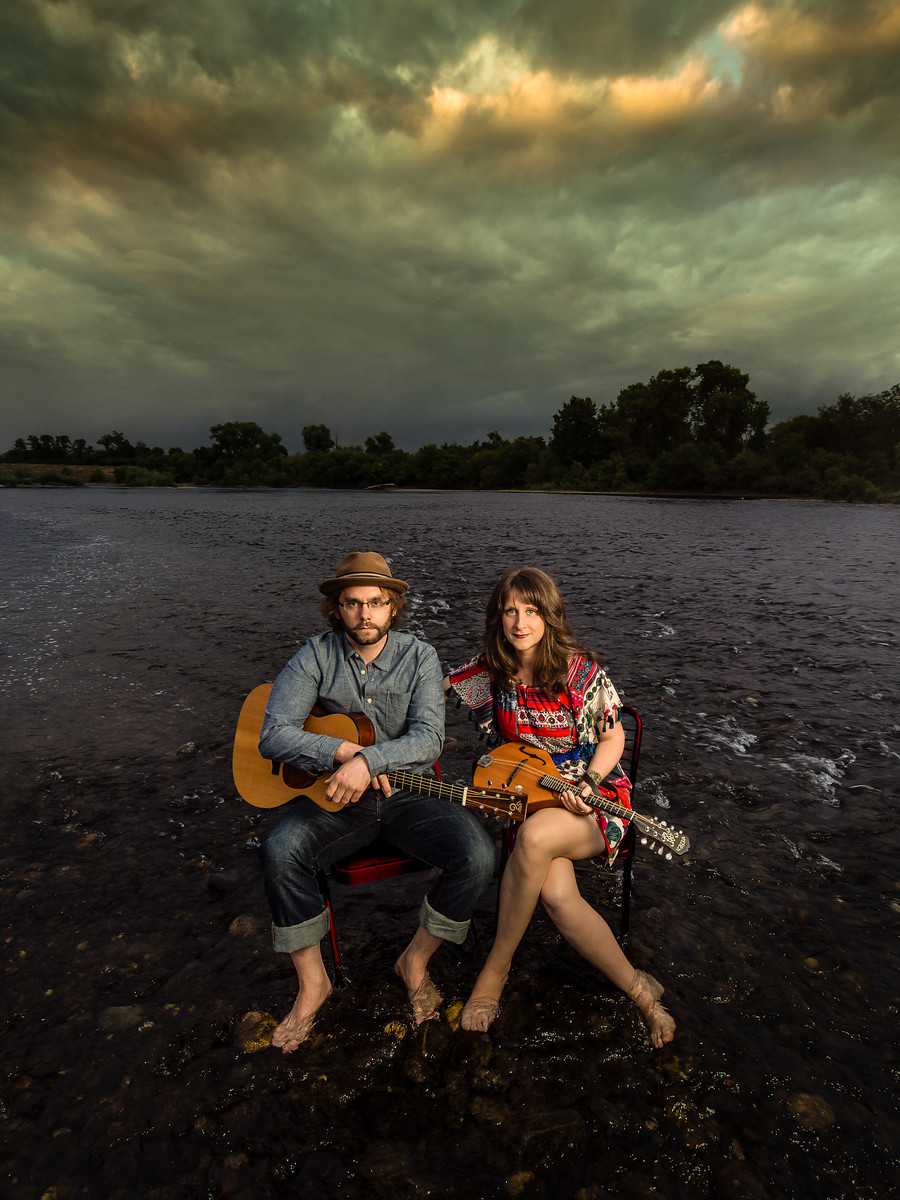 Photo by Rik Keller Photography - in the American River!