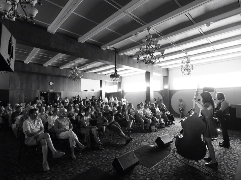 Photo: Rik Keller Photography - Davis Music Fest 2013 - Odd Fellows Hall