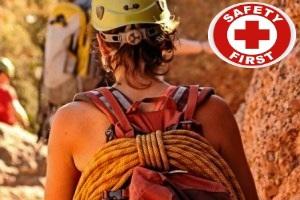 Rock Climbing - Instruction - Top Rope Climbing