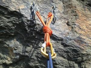 Rock Climbing Instruction - Top Rope Climbing
