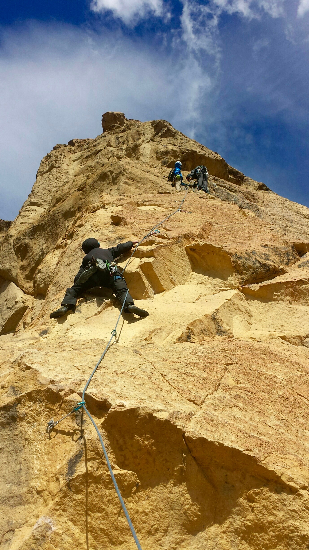 Copy of San Francisco Traditional Rock Climbing