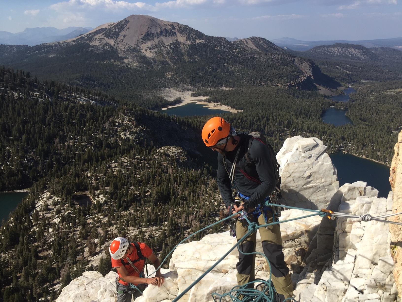 Alpine Climbing Rock Climbing San Francisco Bay Area