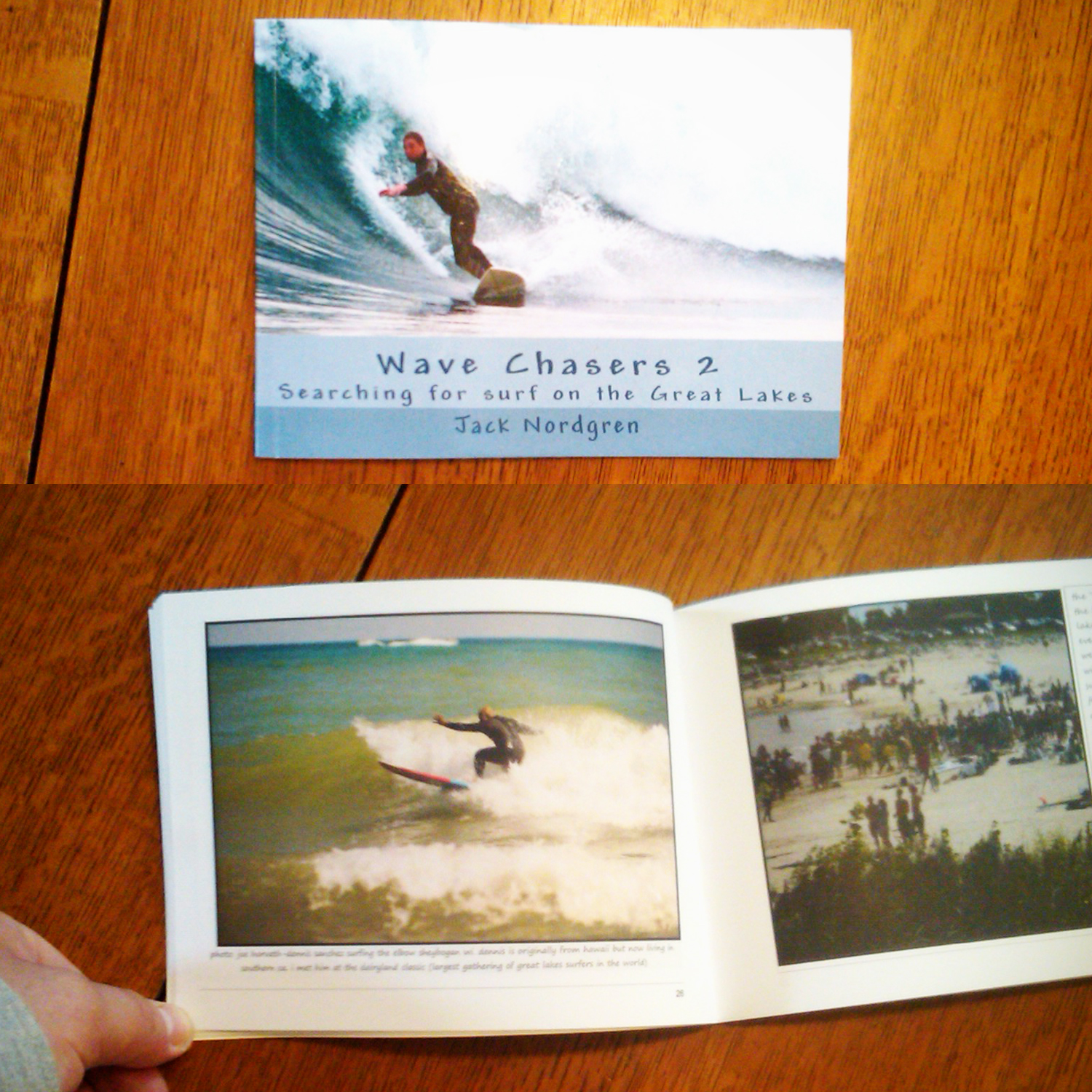 Wave chasers 2 book by jack nordgen