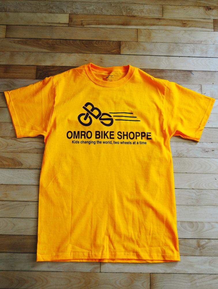 Omro Bike Shoppe Shirt