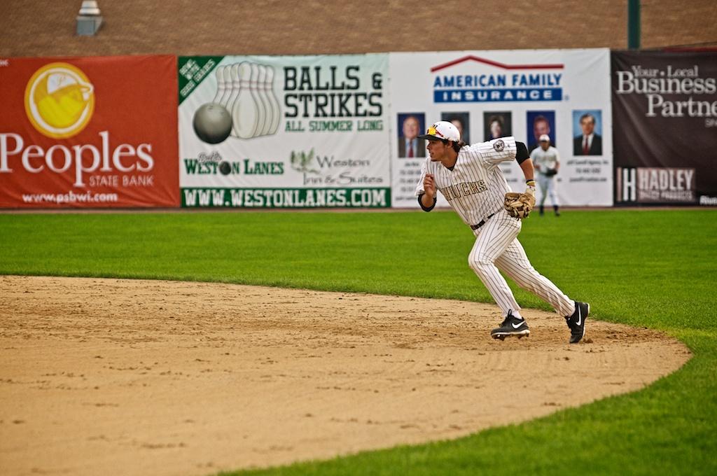 Wausau Woodchucks Baseball 6