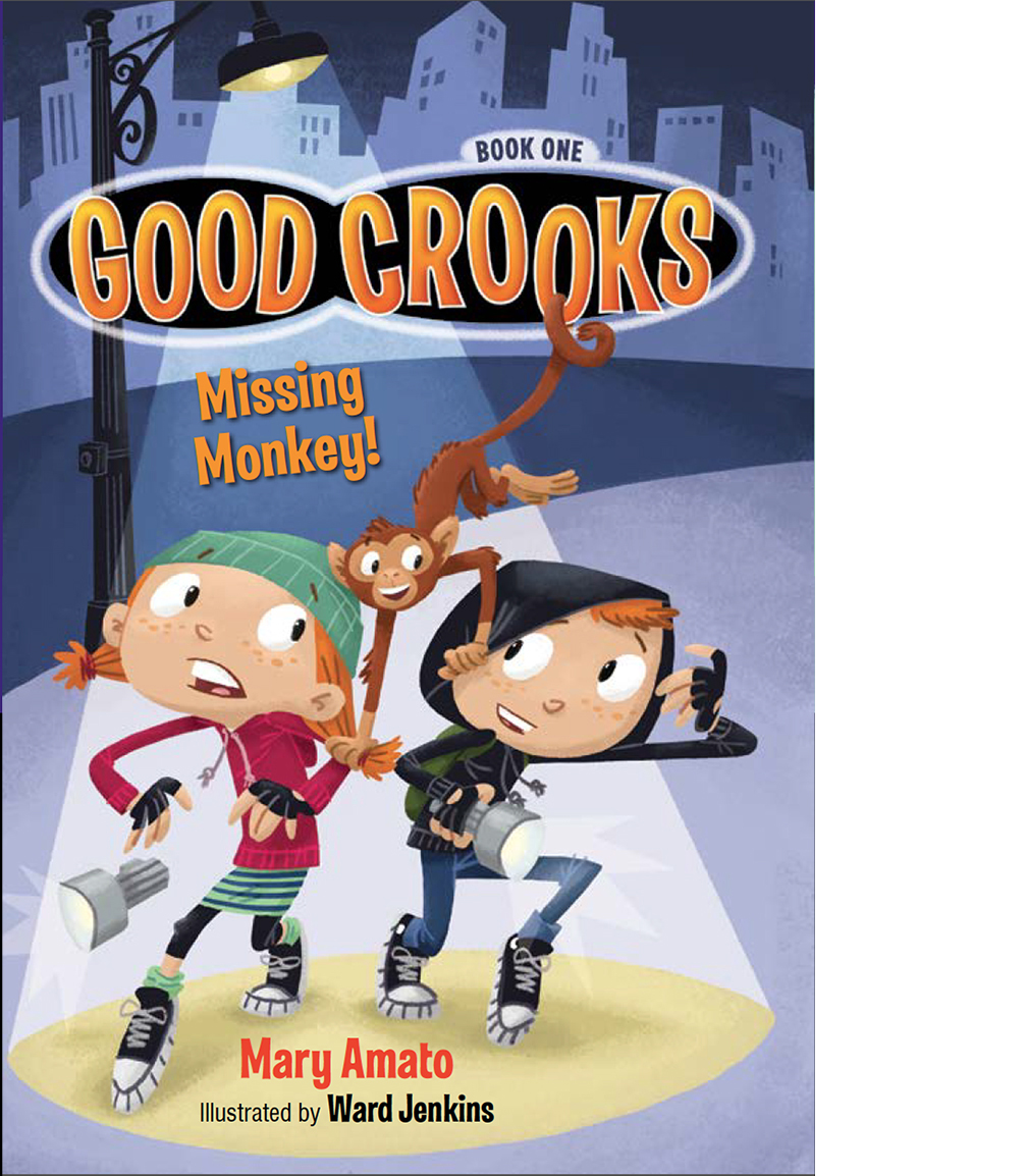 GOOD CROOKS: MISSING MONKEY!