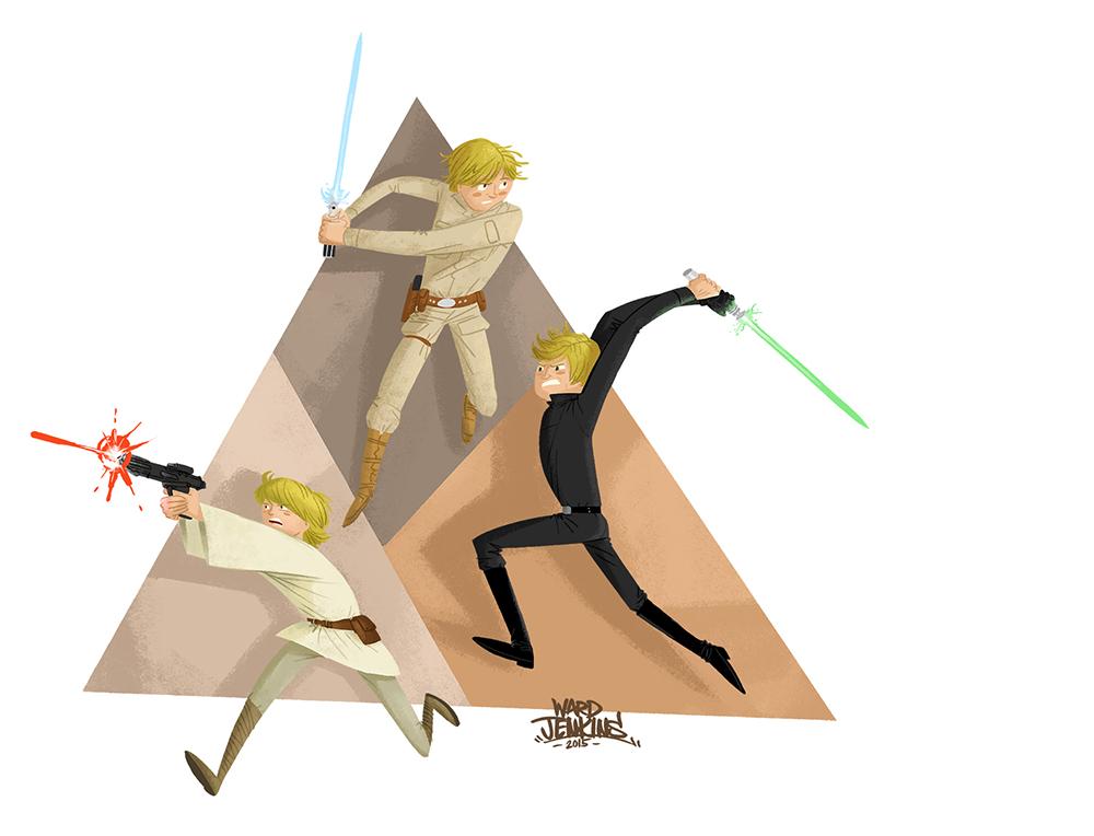 The Luke Triumvirate