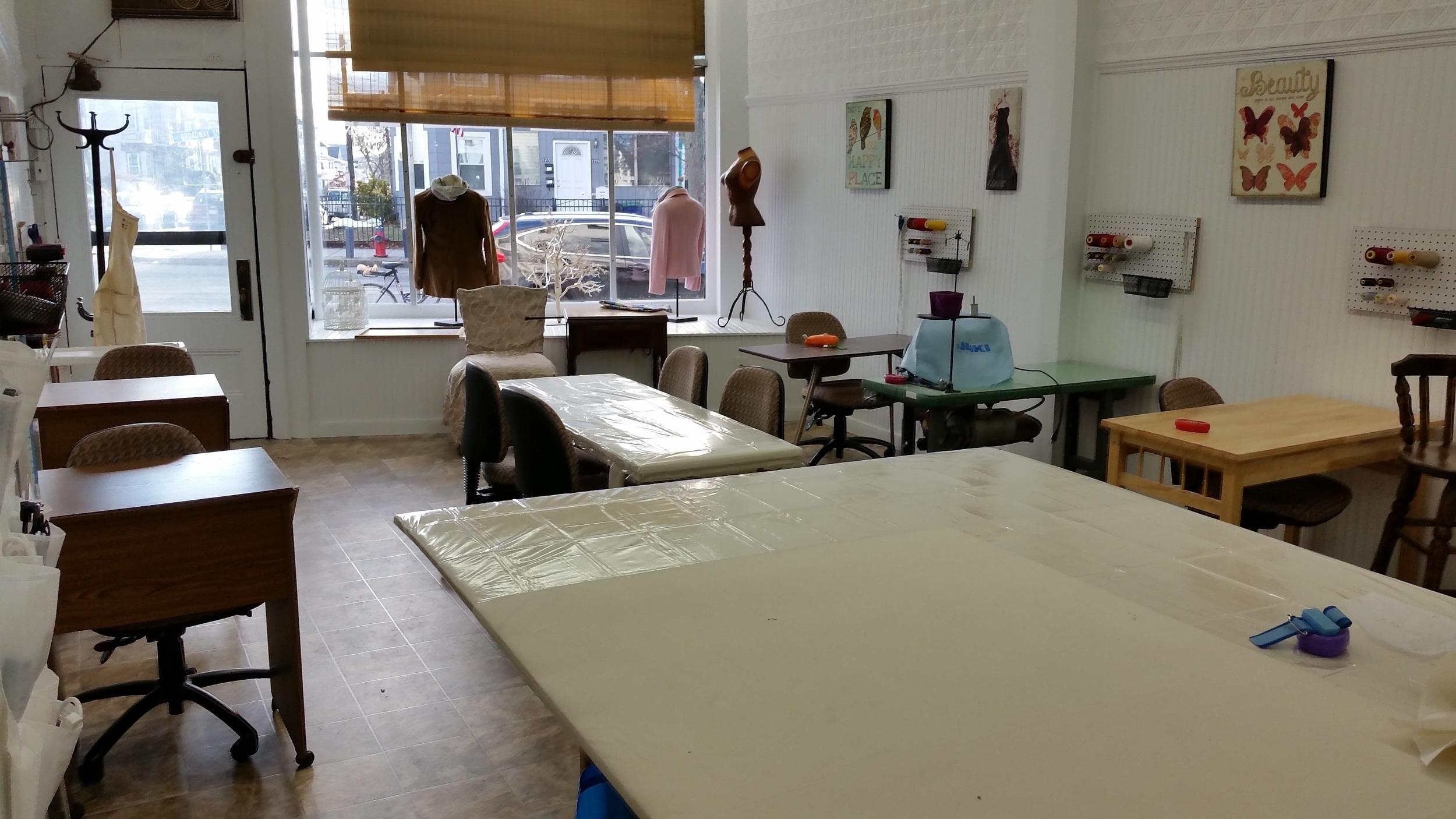 Zoya Designs Sewing School