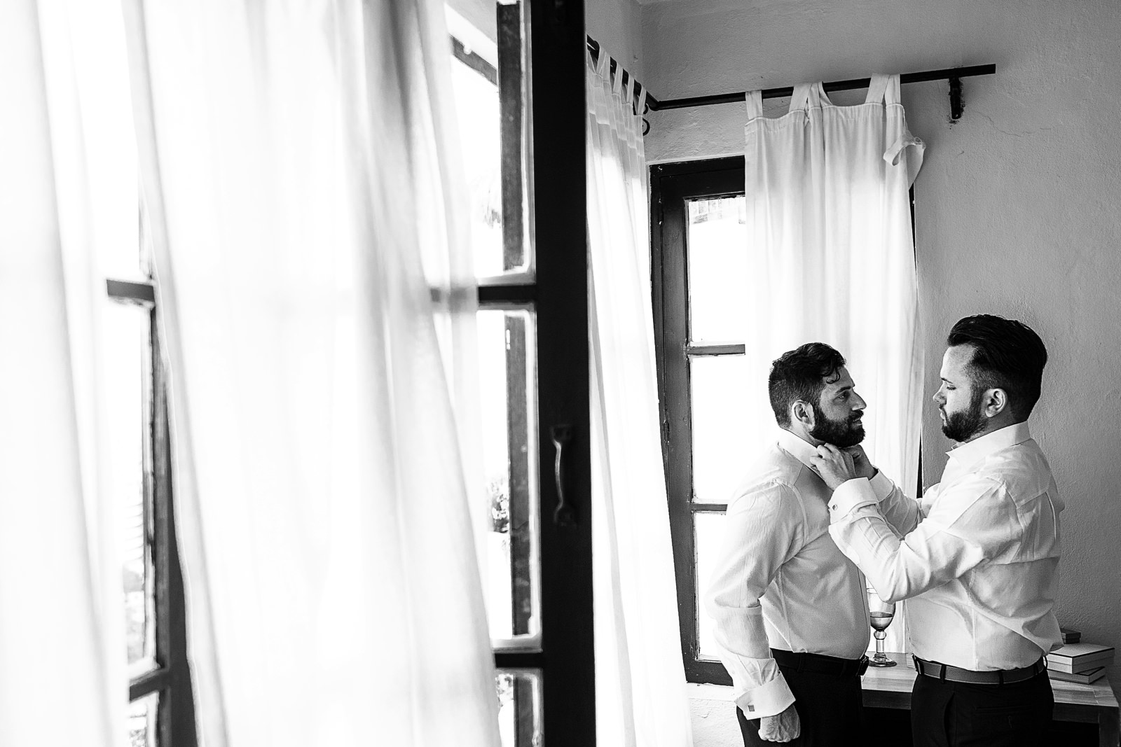 grooms-getting-ready