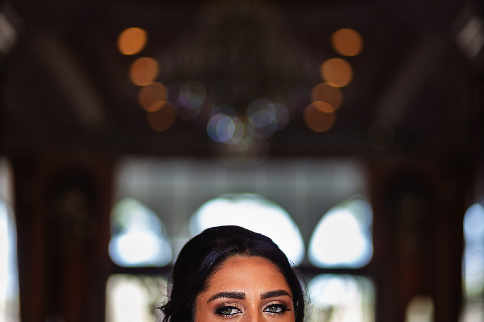 bride-eyes-bookeh