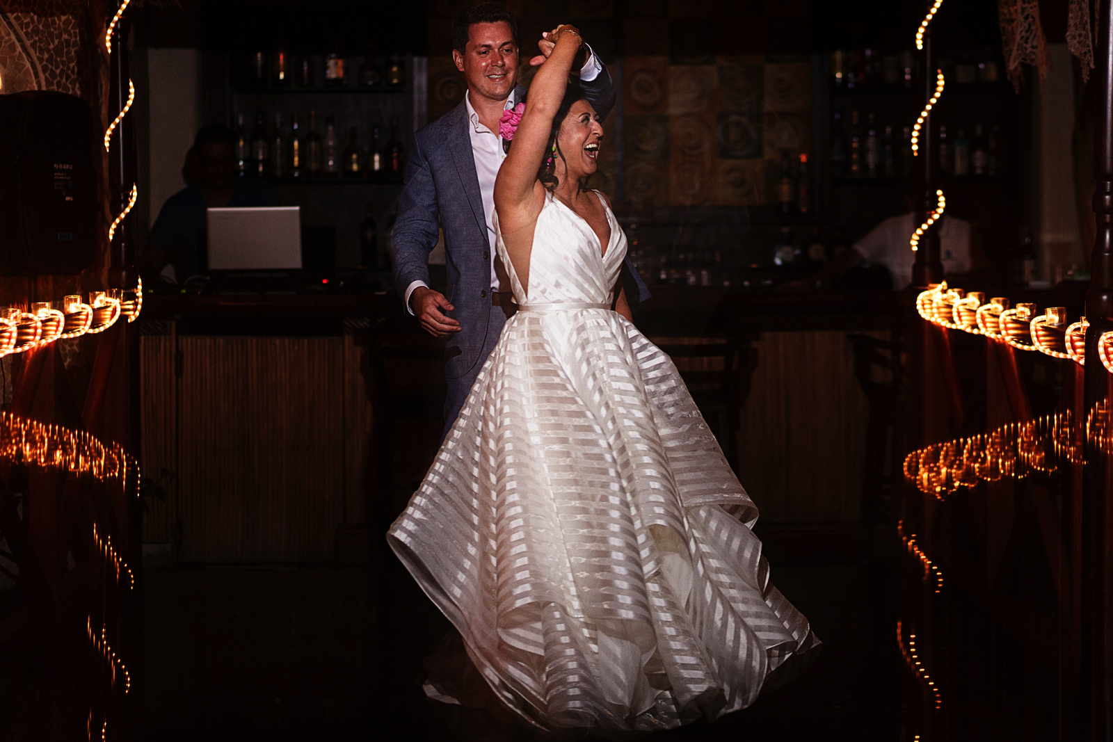 groom-and-bride-first-dance