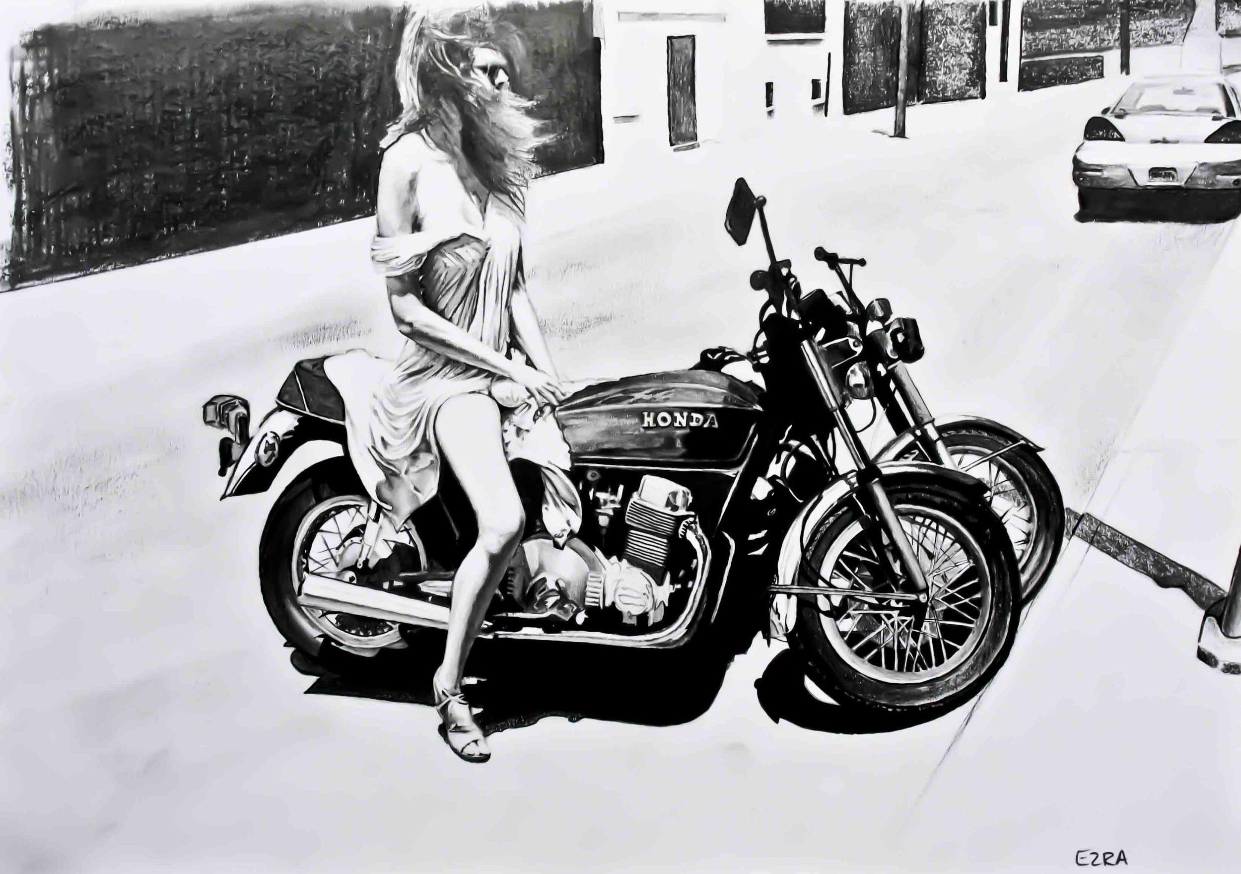 girlonmotorcyclepencil.jpg