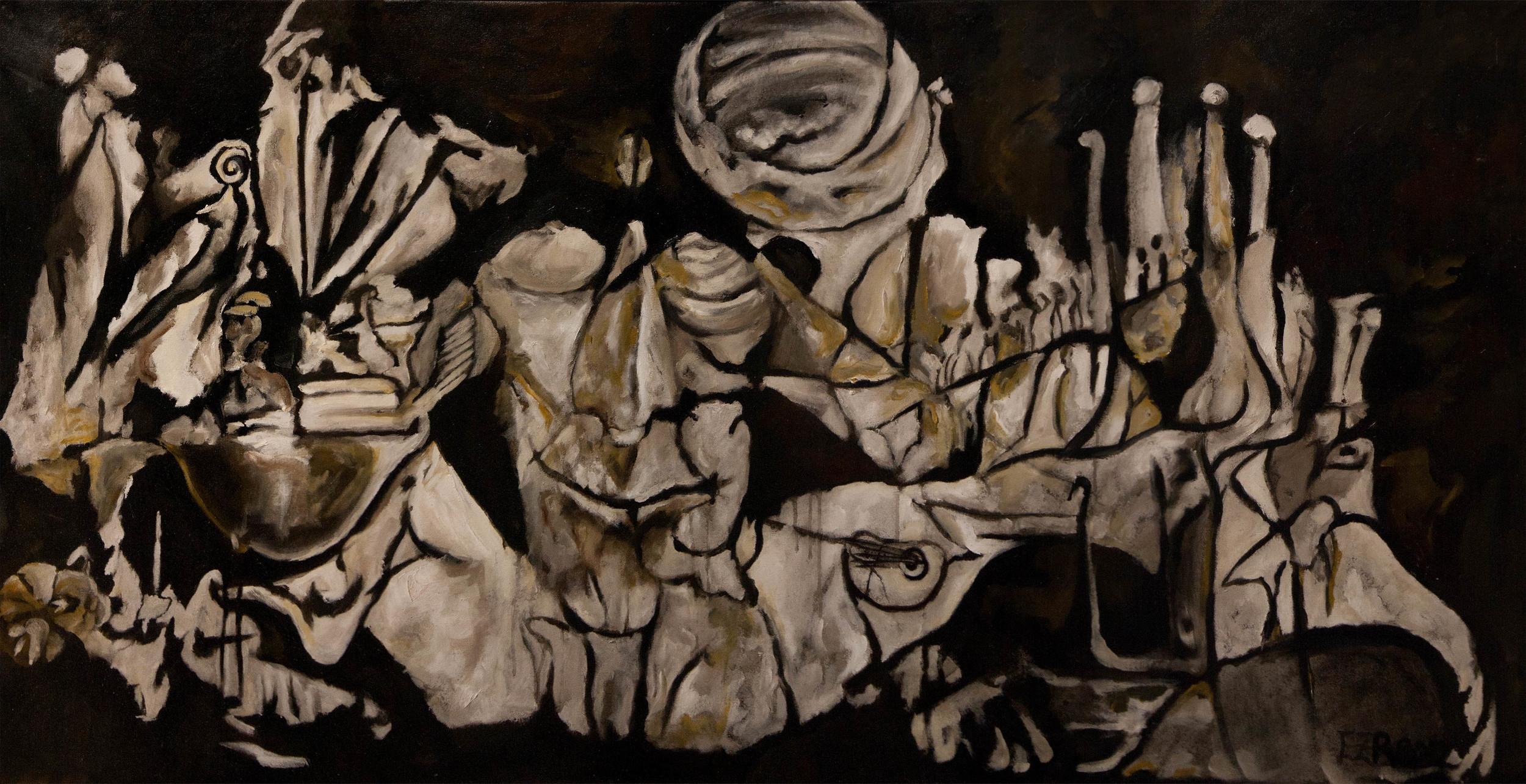 Die Drei Koepfe Von Rosenzweig Frust