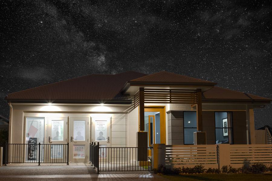 North Shore Twilight - Superimposed Sky Straightened.jpg