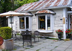 Talia Cafe 122 Hereford Ave