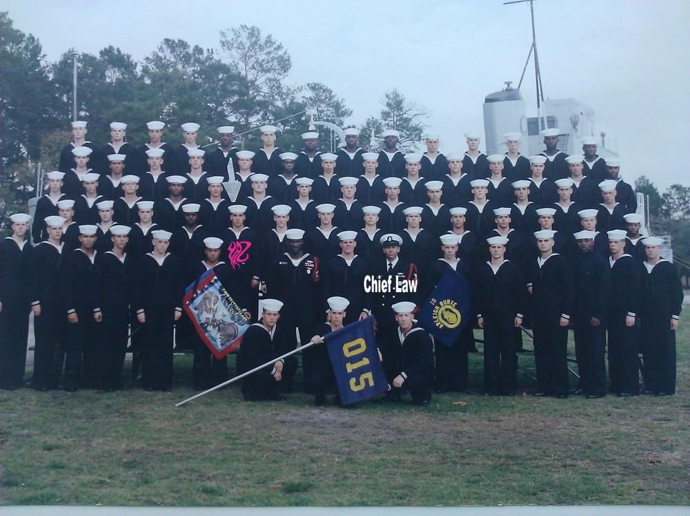 Navy Bootcamp C0151994