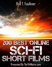 Sci-Fi Short Film Guide 200 Best Online Short Films Cover