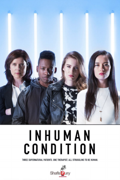 In The SF&F Web Series INHUMAN CONDITION - Three Paranormal