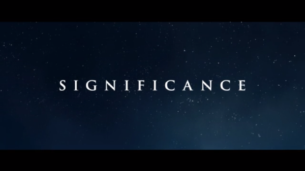SIGNIFICANCE logo