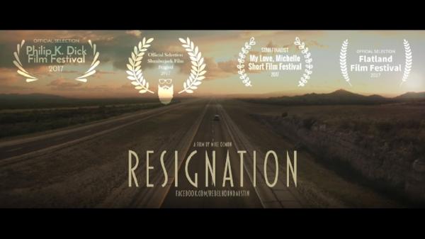 ResignationShortFilmLogo