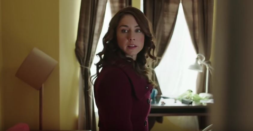 Erin Karpluk as Kim. Image property of First Love Films