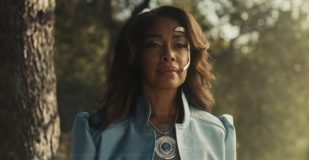 DISPEL Featuring Gina Torres (Firefly, Pearson)