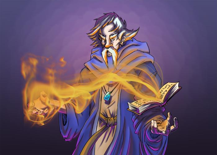 Arcane Wizard