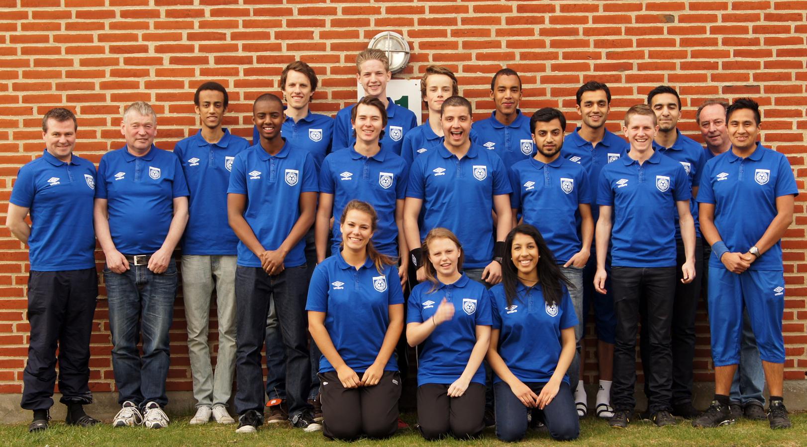 U-gruppa 2012.