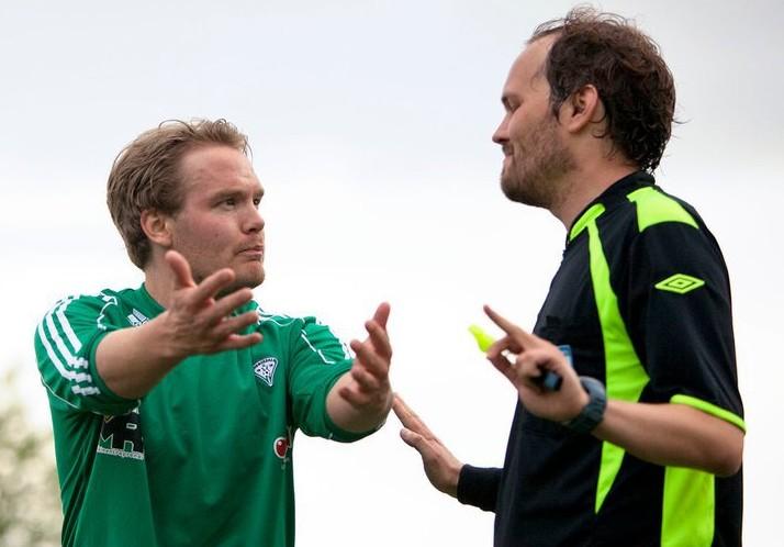 Morten Andersen-Gott debuterer i 3. divisjon.
