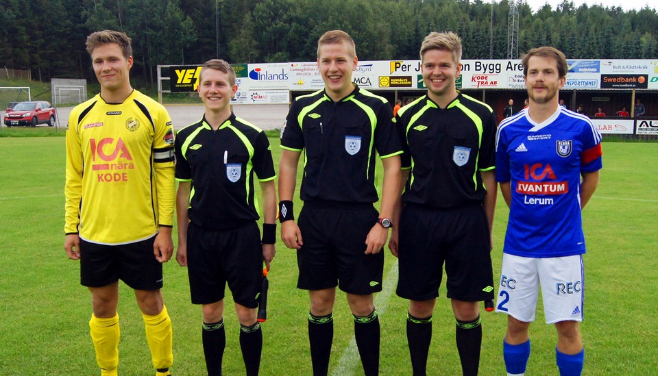 Isaak Bashevkin, Magnus Koløy og Henrik Skjevestad i Sverige.