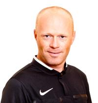 Anders Velo - 38 år fra Oslo. Dømmer for Furuset. Over 160 kamper i Eliteserien siden 2010.