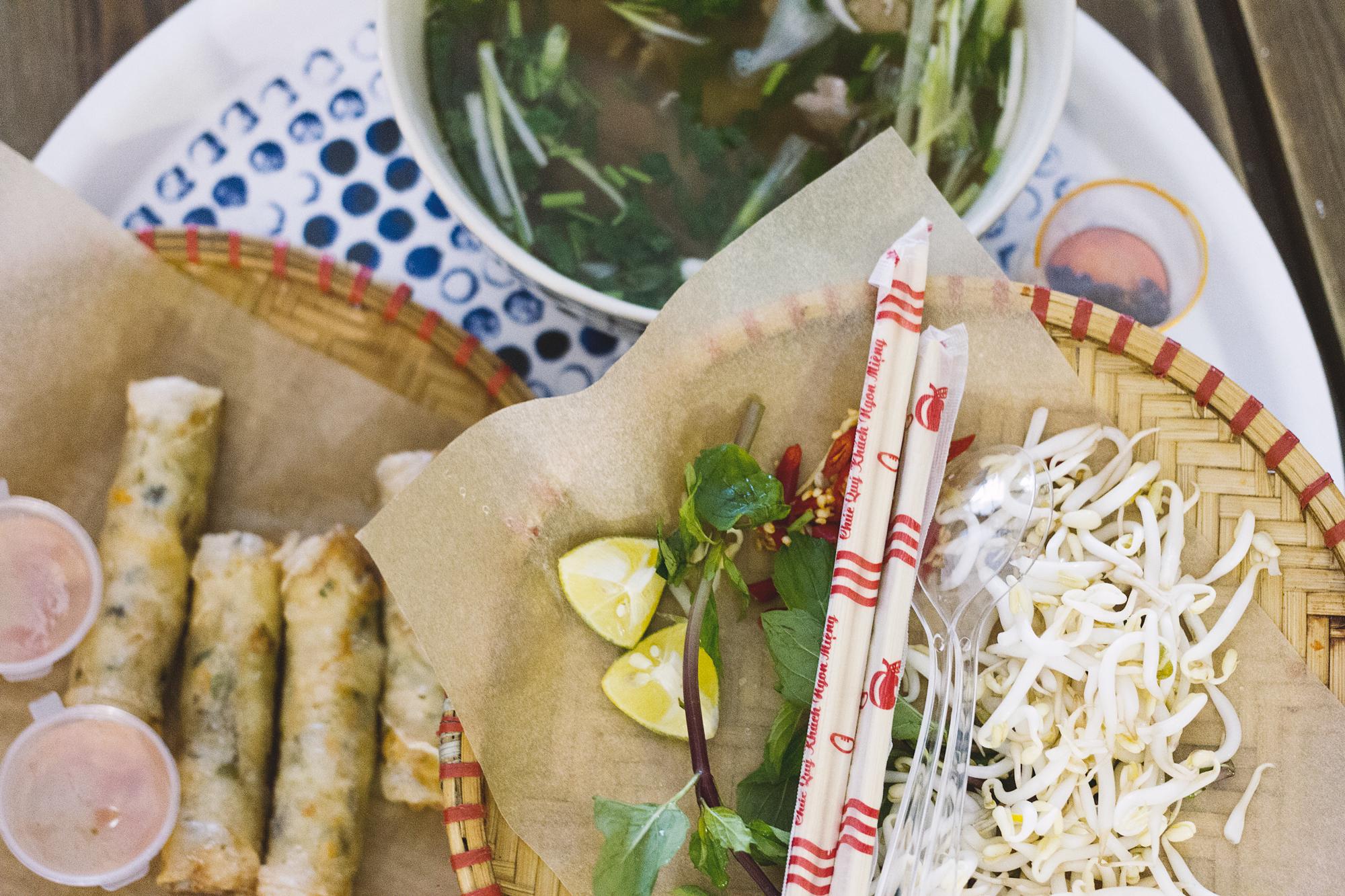 Deilig vietnamesisk mat