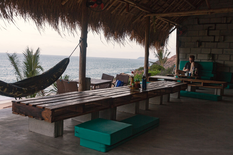 The beach - restauranten