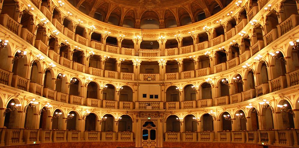Theatre Comunale di Bologna (Italy)