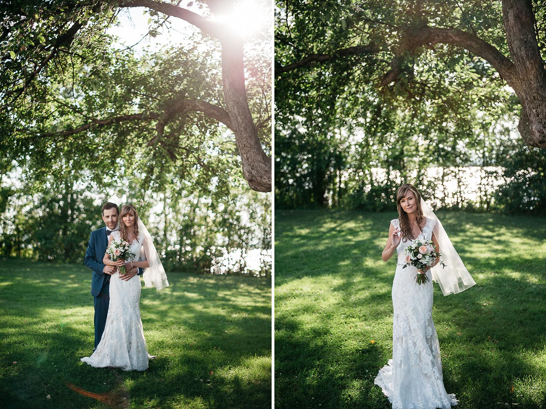 Montreal Outdoor Tent Jewish Wedding