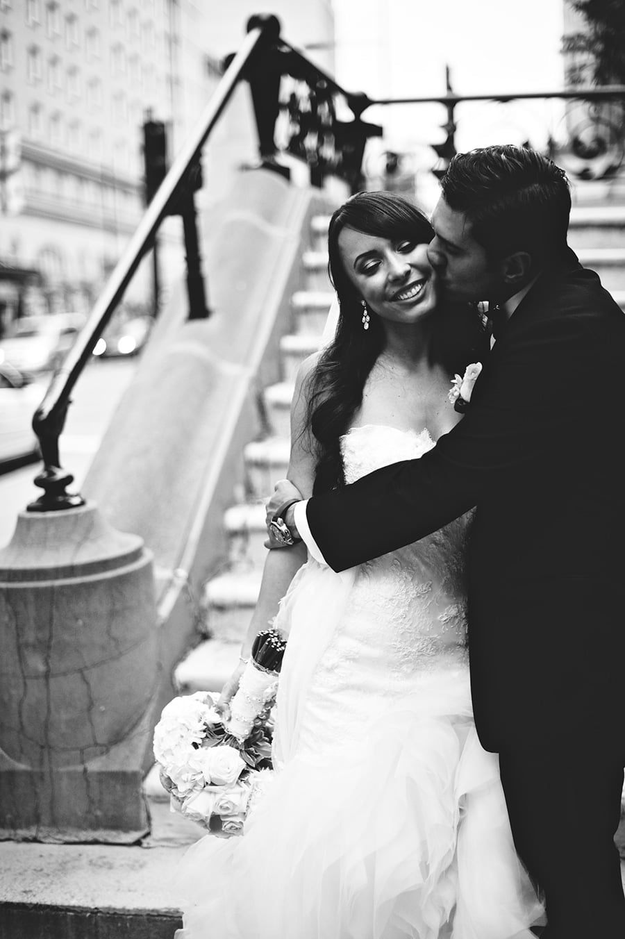 Ristorante Beatrice Montreal Toronto wedding Photographer