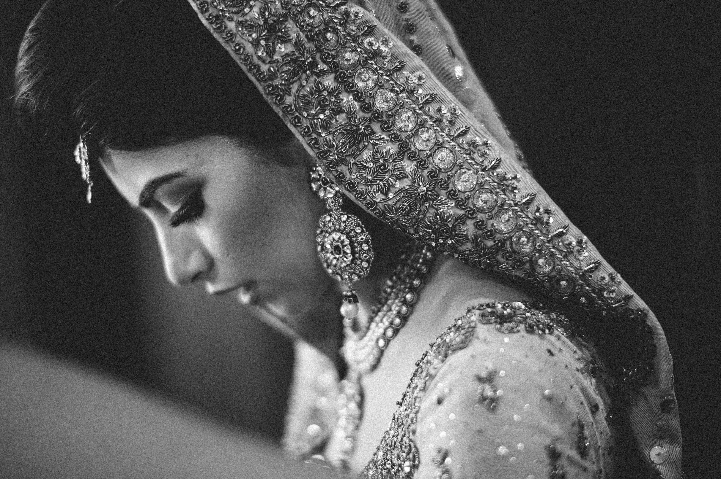 Pakistani Bride Montreal Wedding Photographers