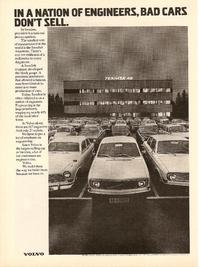 1972 Volvo 140 Ad